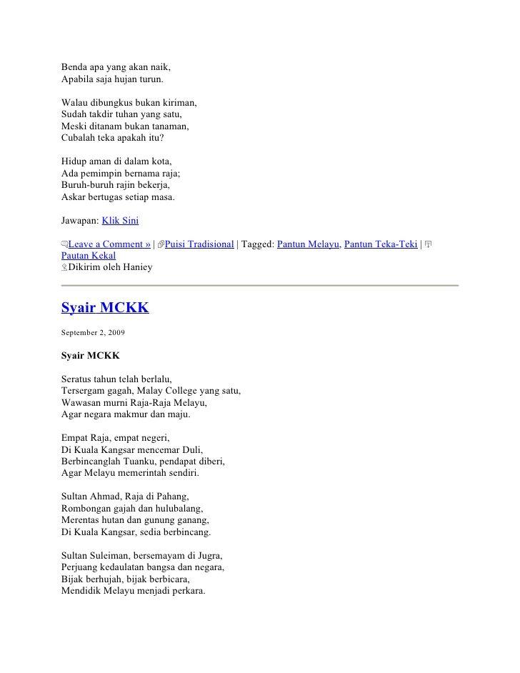 contoh pantun dan syair moden 3 728 jpg