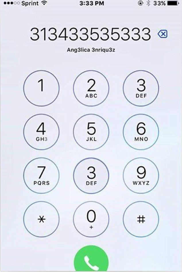 berapa jumlah total angka 3 dalam screenshot berikut