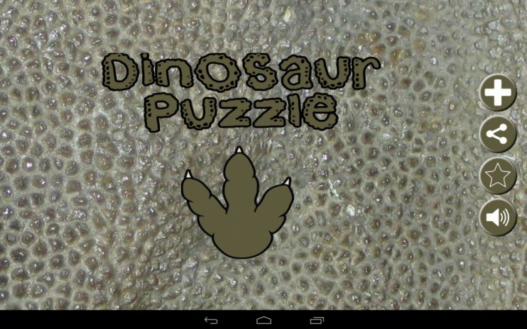 teka teki dinosaur tangkapan skrin 1