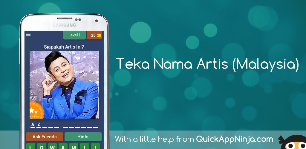 download teka nama artis malaysia apk latest version game for android devices