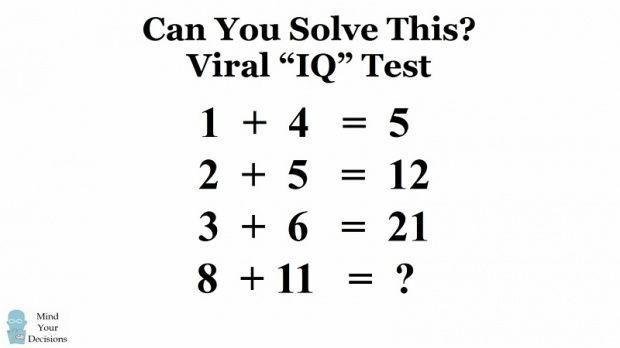 teka teki matematika ini diposting randall jones dari colombus ohio amerika serikat di akun facebook nya