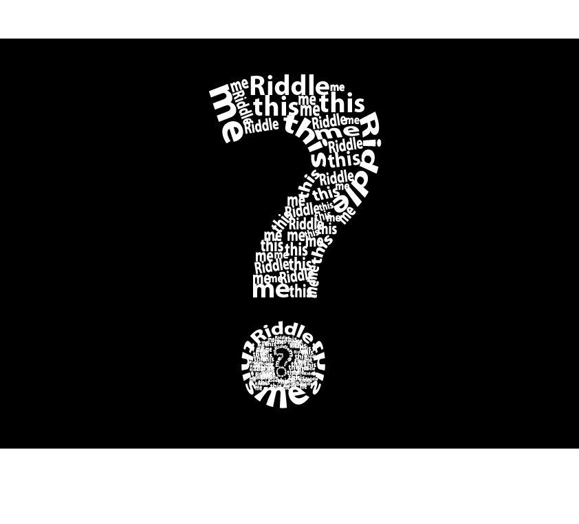 teka teki riddle adalah sebuah pernyataan atau pertanyaan atau frase yang memiliki makna ganda ataupun makna tertutup diajukan sebagai puzzle untuk