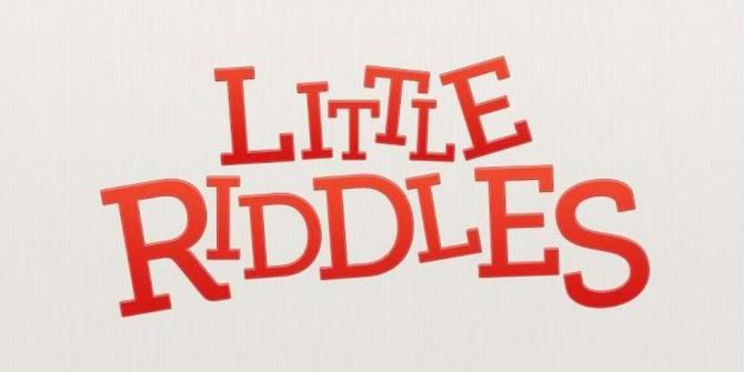 dapatkah anda menjawab semua teka teki dari little riddles