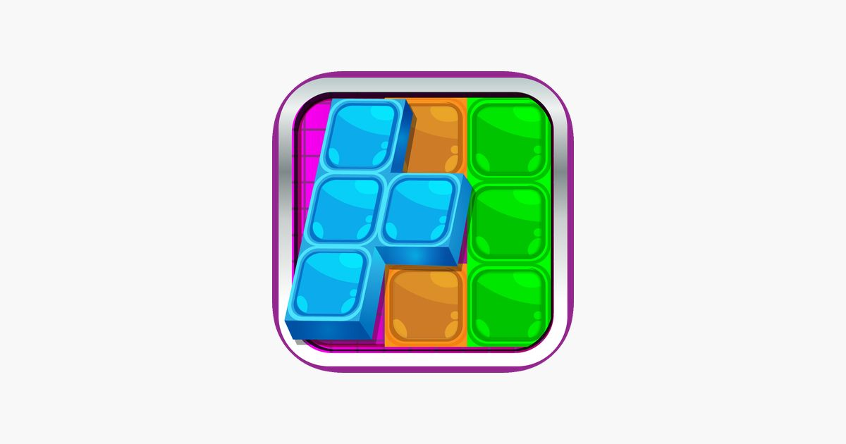 teka teki geser logik terbaik permainan papan dengan tangram berwarna warni di app store