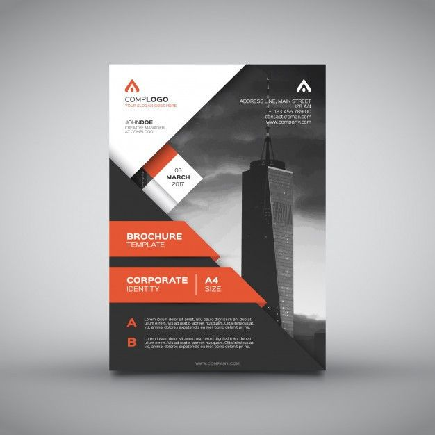 Creative Poster Hebat Personal Brochure Template Lovely Brochure Design Brochure Template