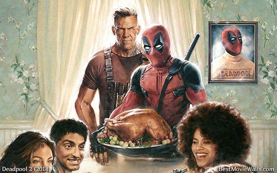 Deadpool Poster Bermanfaat Deadpool Wallpaper for Thanksgiving Deadpool Movies