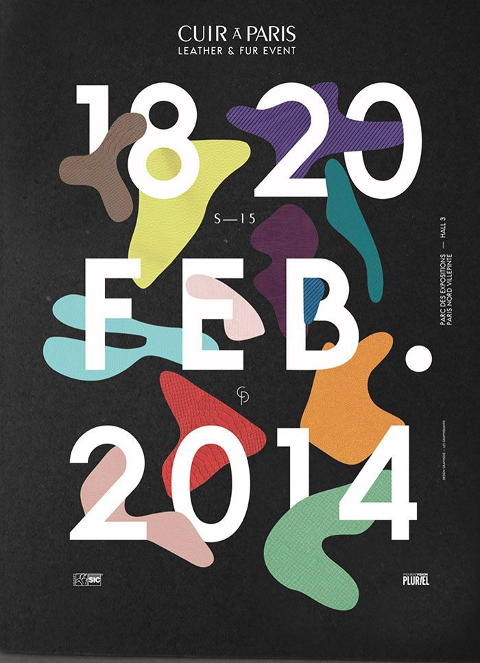 cuir a paris s 15 a c les graphiquants 2013 typography pinterest typo typography and graphics