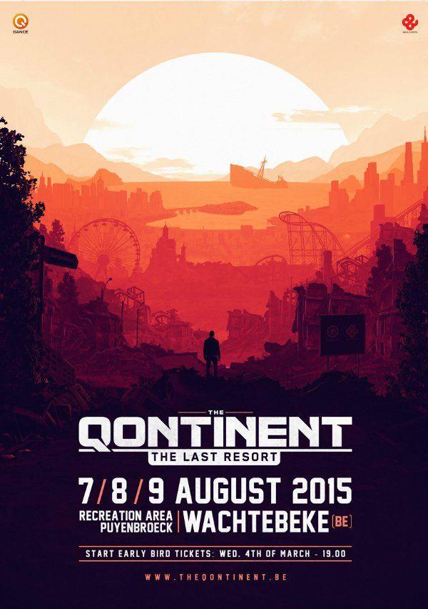 16 the qontinent