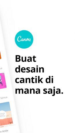 screenshot canva membuat desain grafis kata poster logo 3
