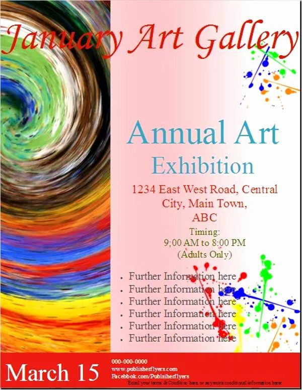 gospel concert flyer template free fresh art show flyer template luxury poster templates 0d wallpapers 46
