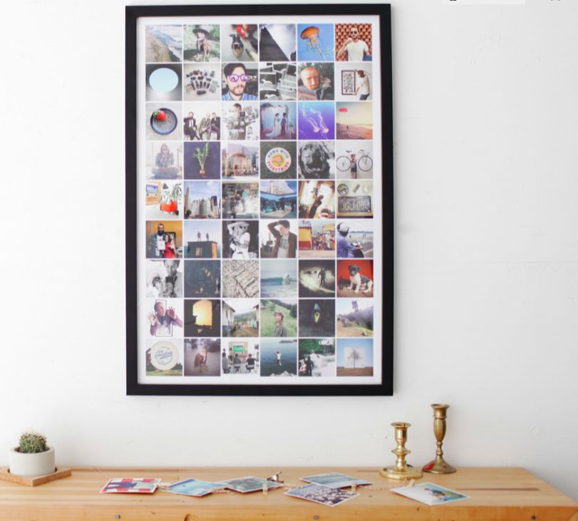 Frame Poster Terhebat or Simply Have them All Printed On A Big Poster then Frame It