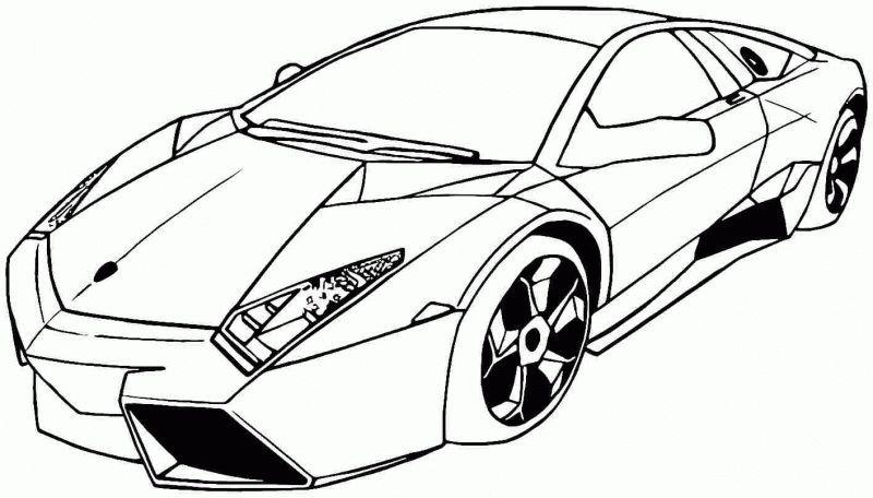 Gambar Mewarna Kereta Bermanfaat Download Cepat Pelbagai Contoh Gambar Mewarna Kereta Sport Yang