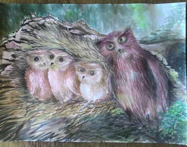 semoga dapat membantu para adik adik spm 2015 untuk menghasilkan lukisan sendiri utk spm minggu hadapan