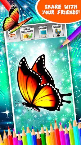 Kertas Mewarna Rama Rama Berguna Buku Pewarna Rama Rama 1 2 Muat Turun Apk Untuk android Aptoide