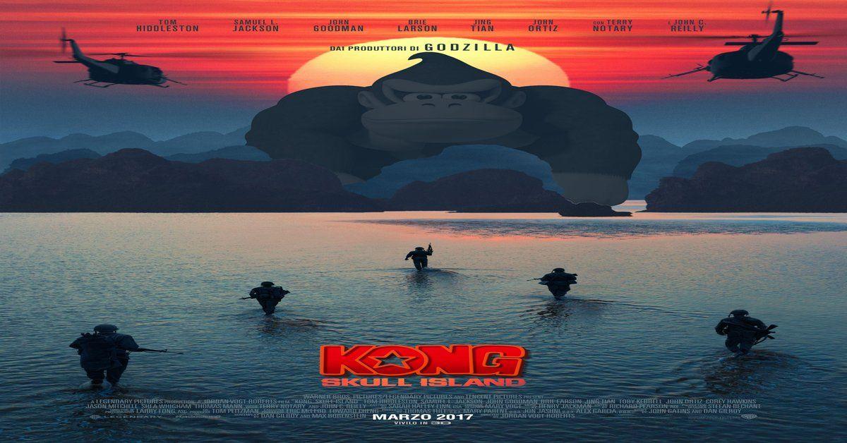 kong skull island movie poster 2764x4096 iwallpaper
