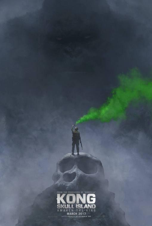 Kong Skull island Poster Terbaik Kong Skull island In 10 Words In 10 Words