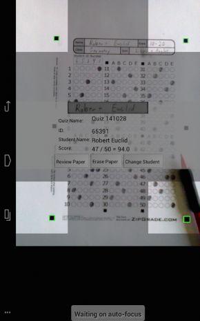 zipgrade tangkapan skrin 6