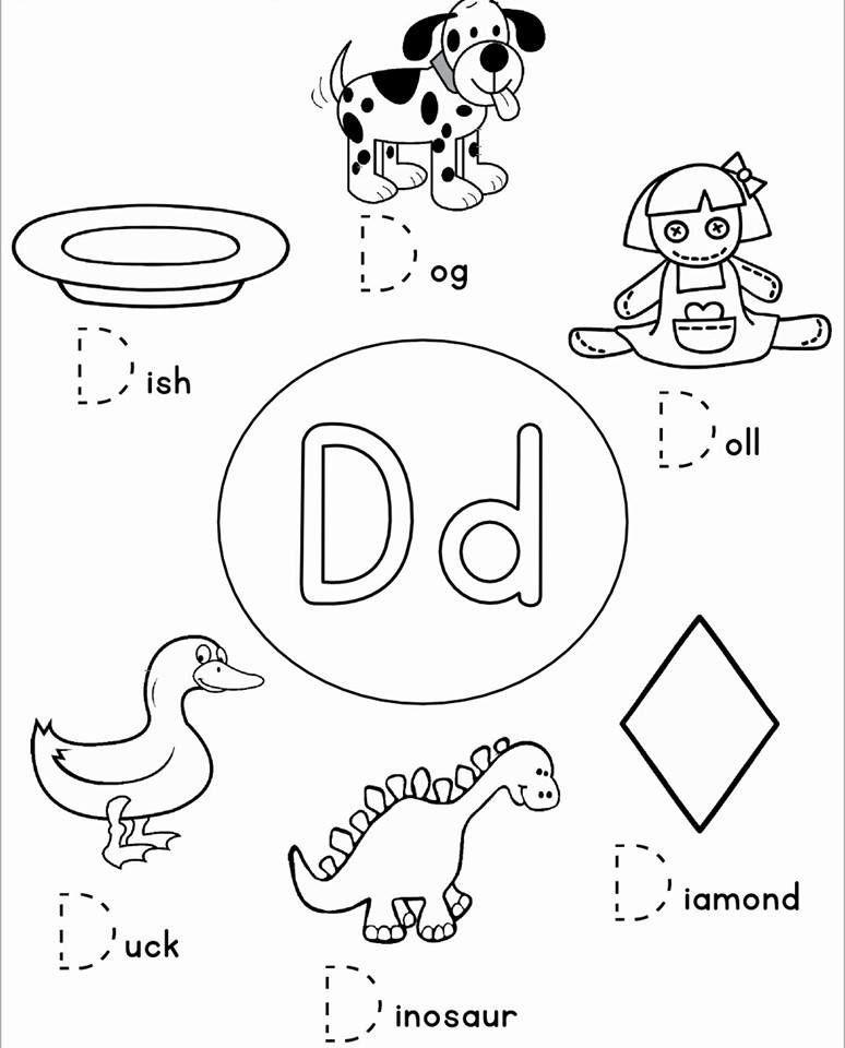 mewarna sambil mengenal huruf a z english koleksi grafik untuk guru