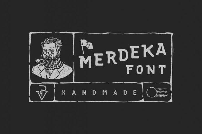 Merdeka Poster Design Menarik Best Typo Lettering Merdeka Font Images On Designspiration