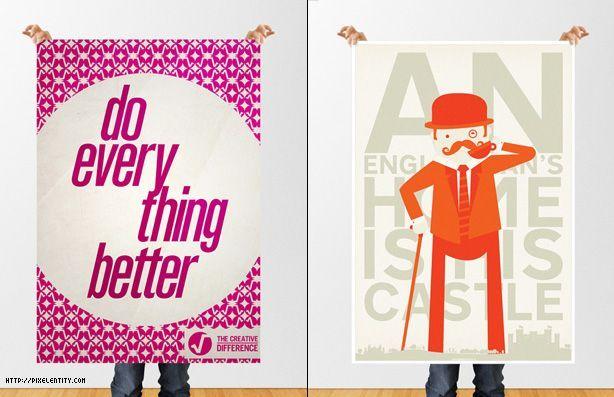 Mock Up Poster Baik Poster Mockup Template Psd Pixelentity Design Resources