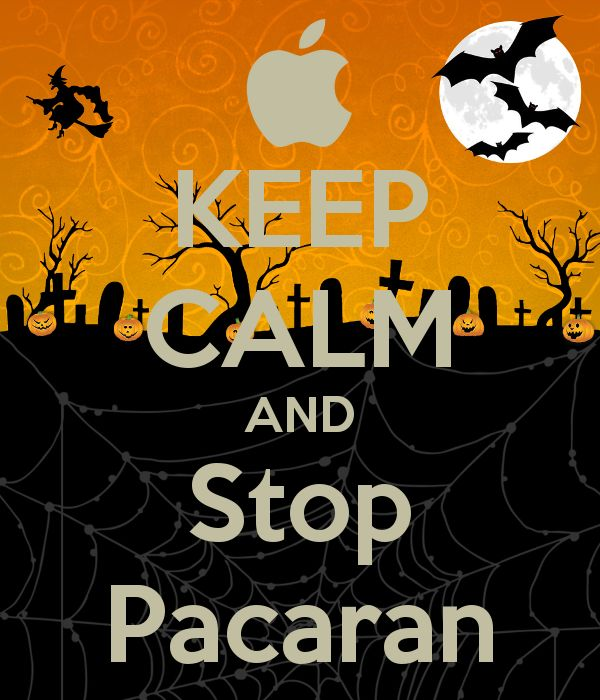 keep calm and stop pacaran