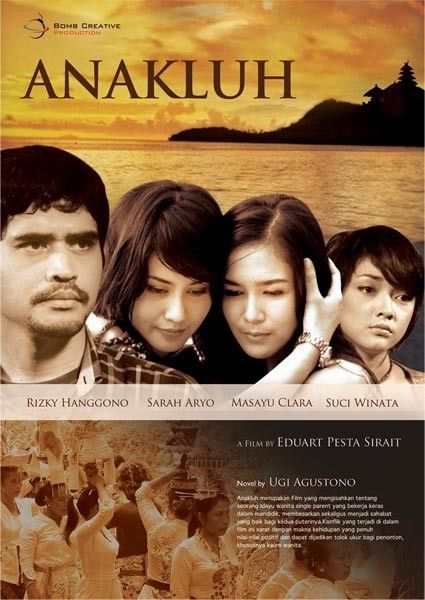 Poster Anak Terbaik Anakluh Movie Pinterest Movie
