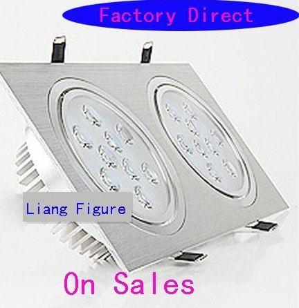 9 w 2 led lampu ac85 265v venture ganda kepala hemat energi terang
