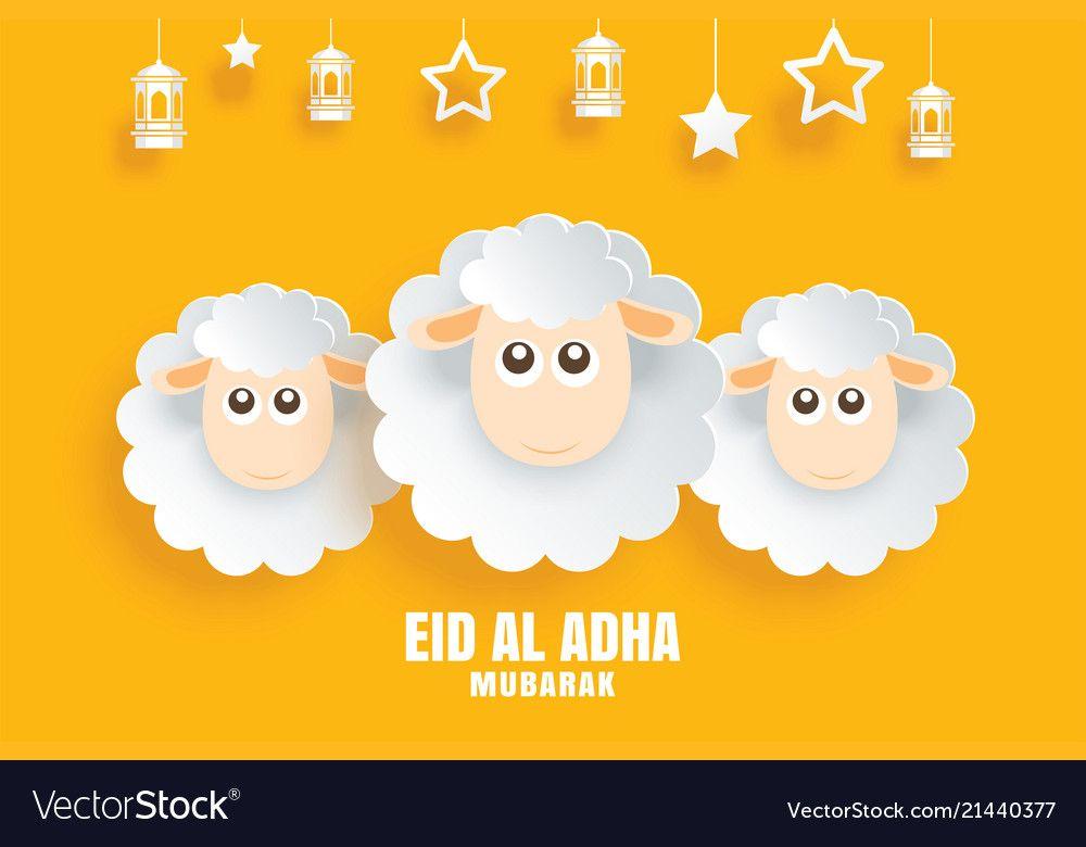 Poster Idul Adha Bernilai Eid Al Adha Sale Vector Images 59