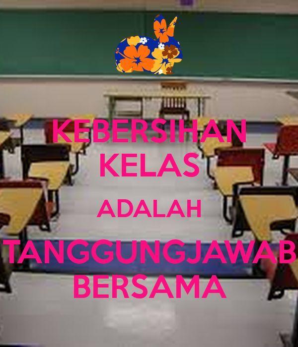 contoh poster kebersihan terbaik kebersihan kelas adalah tanggungjawab bersama poster haziq keep