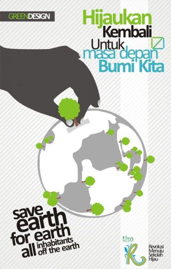 Poster Lingkungan Sekolah Bersih Terbaik A 99 Contoh Poster Lingkungan Dan Slogan Paling Kreatif Dan Inspiratif