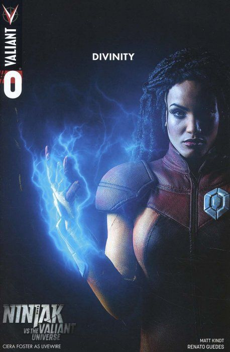 valiant entertainment s divinity issue 0d