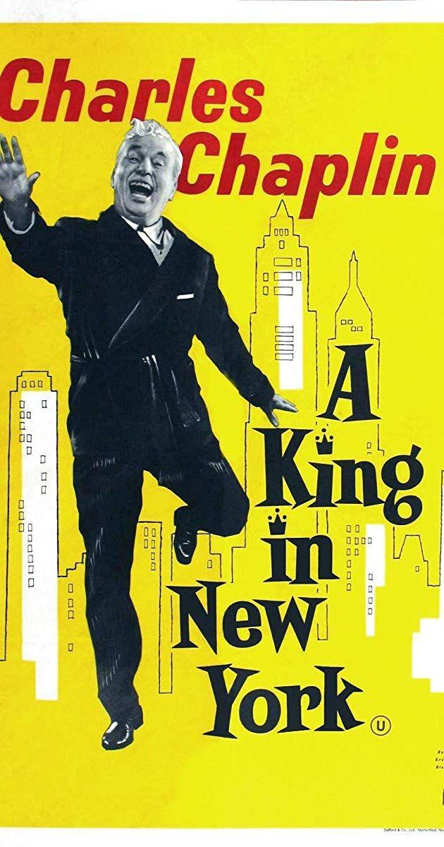 Poster Reuni Bernilai A King In New York 1957 Imdb