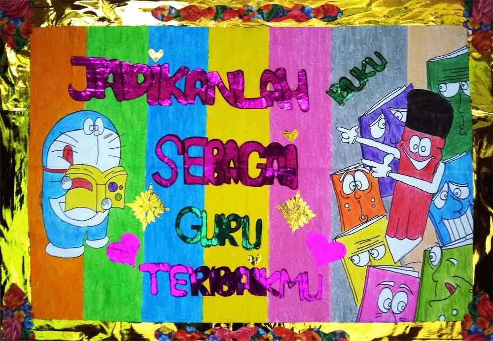 contoh poster tentang model jilbab 16 contoh ide kreatif dari 15 contoh poster pendidikan menarik dan