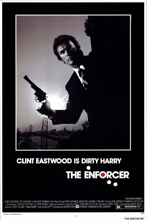 Poster Tumbuhan Menarik the Enforcer 1976 Imdb