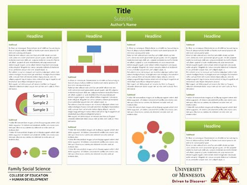 Recruitment Poster Terhebat Science Poster Template Free Fresh Academic Poster Template