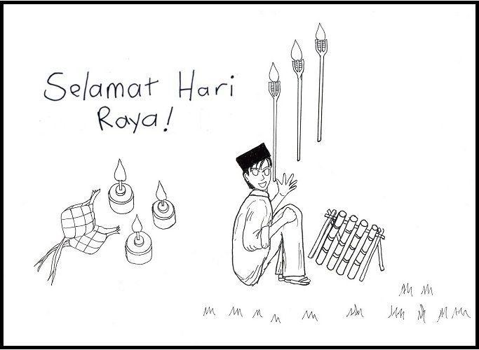 Sayangi Malaysiaku Mewarna Penting Jom Download Poster Mewarna Kad Raya Yang Power Dan Boleh Di