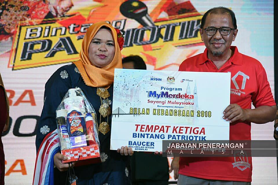 Sayangi Malaysiaku Mewarna Terbaik Galeri Foto Mymerdeka Sayangi Malaysiaku Mydin Usj