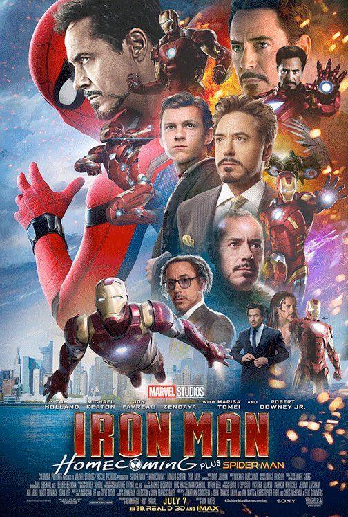 Spider Man Homecoming Poster Menarik Tv Television Film A Thread 84978796