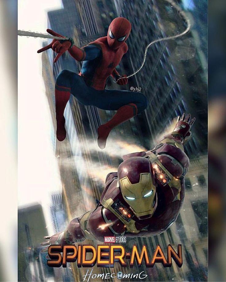 Spider Man Homecoming Poster Penting Muat Turun Himpunan Contoh Spiderman Homecoming Poster Yang Berguna
