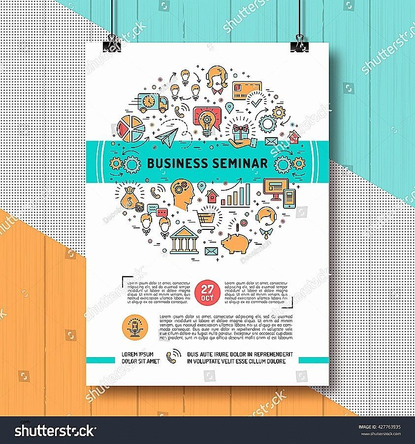 poster seminar meletup education poster design templates new 30 free flyer design template