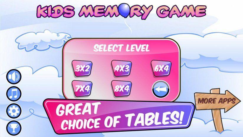 permainan memori belon tangkapan skrin 4