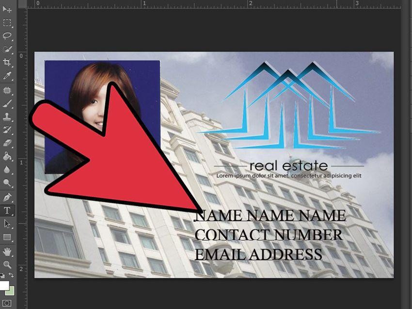 Ukuran Poster Di Photoshop Berguna How to Design An Id Card Using Adobe Photoshop 5 Steps