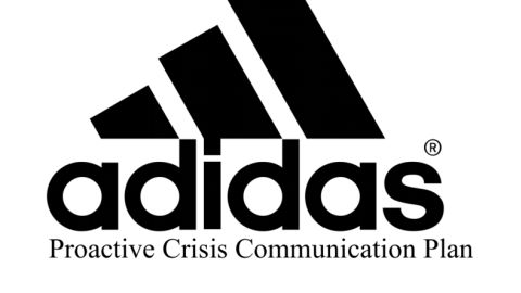 adidas crisis communication plan