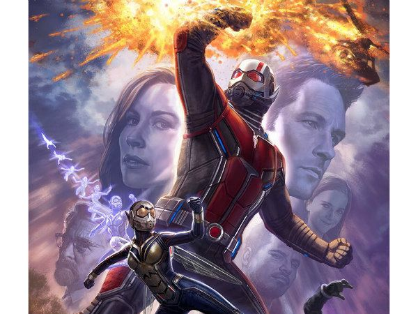 Ant Man Poster Bermanfaat Ant Man and the Wasp Expands Its Cast