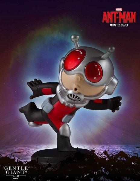 Ant Man Poster Bermanfaat Marvel Comics Animated Mini Statue Ant Man Actionfiguren24