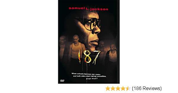 Arti Poster Bernilai Amazon Com One Eight Seven Samuel L Jackson John Heard Kelly