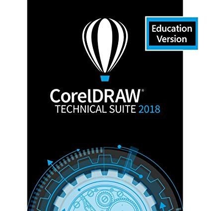 Background Poster Corel Draw Terbaik Amazon Com Coreldraw Technical Suite 2018 Education Edition Pc