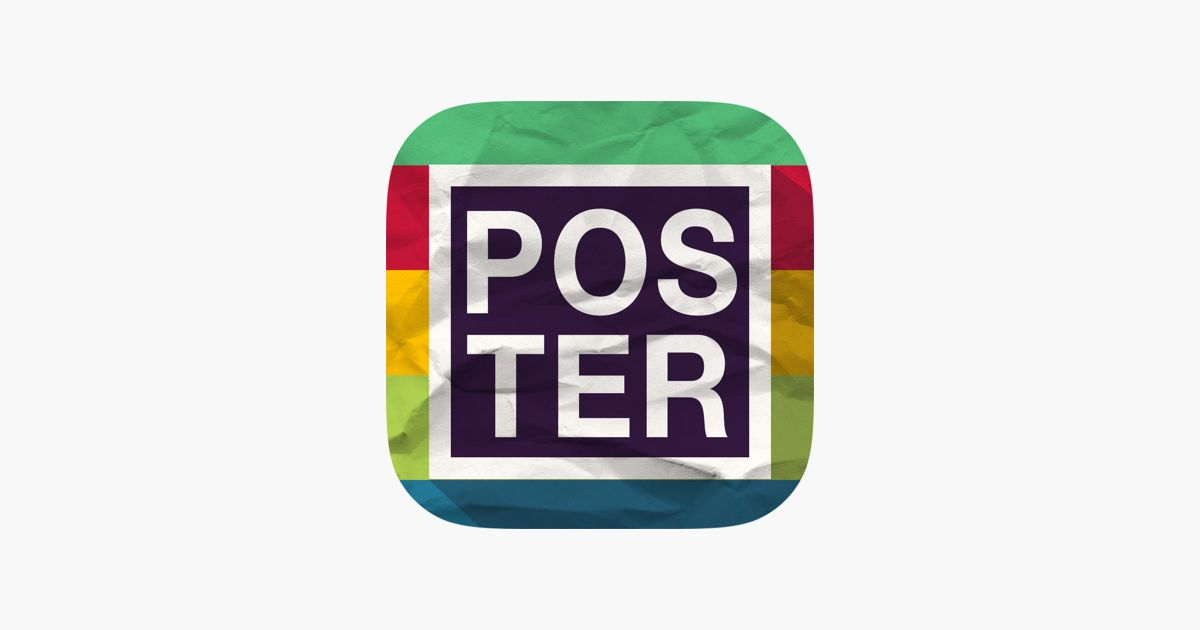 poster maker flyer designer on the app store