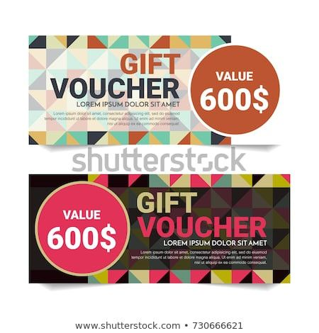 business cards flyers and banners fresh gift voucher vector background banner poster stock vector royalty of business cards flyers and banners jpg