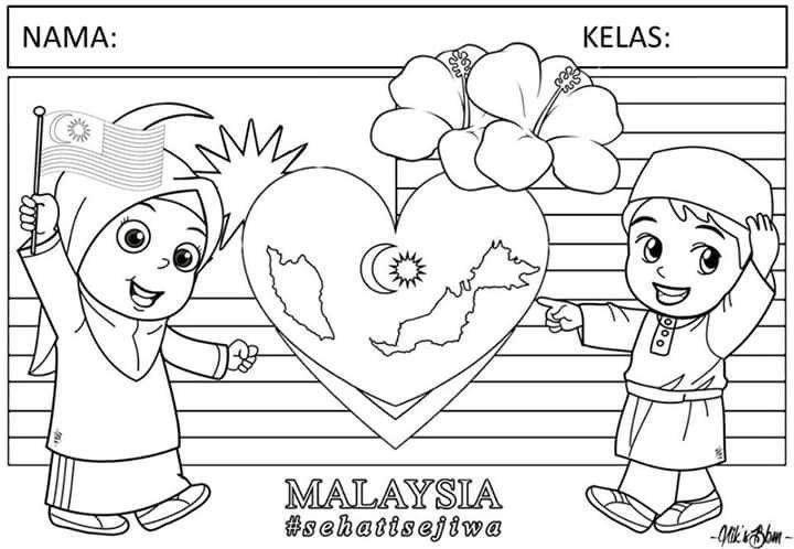 Buku Mewarna Kanak-kanak Penting Muat Turun Segera Bermacam Contoh Gambar Pertandingan Mewarna Kanak